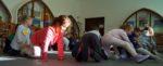 Tematem ostatnich warsztatów animacyjnych dla dzieci, które odbywają się w WDK, była Wielkanoc (15)