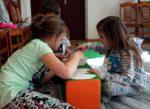 Tematem ostatnich warsztatów animacyjnych dla dzieci, które odbywają się w WDK, była Wielkanoc (20)