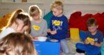 Tematem ostatnich warsztatów animacyjnych dla dzieci, które odbywają się w WDK, była Wielkanoc (21)