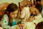 Tematem ostatnich warsztatów animacyjnych dla dzieci, które odbywają się w WDK, była Wielkanoc (4)