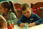 Tematem ostatnich warsztatów animacyjnych dla dzieci, które odbywają się w WDK, była Wielkanoc (6)