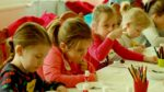 Tematem ostatnich warsztatów animacyjnych dla dzieci, które odbywają się w WDK, była Wielkanoc (7)