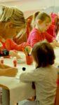Tematem ostatnich warsztatów animacyjnych dla dzieci, które odbywają się w WDK, była Wielkanoc (8)
