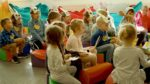 Tematem ostatnich warsztatów animacyjnych dla dzieci, które odbywają się w WDK, była Wielkanoc (9)