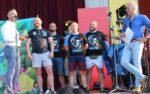 Wąbrzeźno. Statuetki Burmistrza - Mecenas Kultury i Sportu - Wąbrzeskie Stowarzyszenie Rugby Werewolves - 7 czerwca 2019 r.