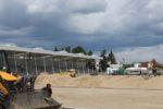 Przebudowa stadionu - lipiec 2019 r. 3