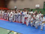Wąbrzeźno. Wąbrzescy karatecy z wizytą w Syke.29.08.-1.092019r (12)