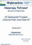 HonorowyPatronat - Ulubione Pieśni Jana Pawła II