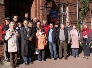 Wizyta członków z Syke