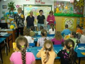 Pobyt nauczycieli Szkoły Hoche z Syke