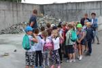 Klasa Ia SP 3 na wycieczce do Niedźwiedzia za zajęcie II m.w konkursie Zamień odpady na klasowe wypady (11)