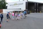 Klasa Ia SP 3 na wycieczce do Niedźwiedzia za zajęcie II m.w konkursie Zamień odpady na klasowe wypady (12)