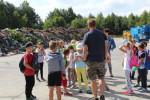 Klasa Ia SP 3 na wycieczce do Niedźwiedzia za zajęcie II m.w konkursie Zamień odpady na klasowe wypady (14)