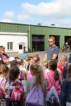 Klasa Ia SP 3 na wycieczce do Niedźwiedzia za zajęcie II m.w konkursie Zamień odpady na klasowe wypady (4)