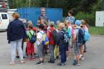 Klasa Ia SP 3 na wycieczce do Niedźwiedzia za zajęcie II m.w konkursie Zamień odpady na klasowe wypady (5)