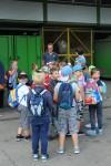 Klasa Ia SP 3 na wycieczce do Niedźwiedzia za zajęcie II m.w konkursie Zamień odpady na klasowe wypady (7)
