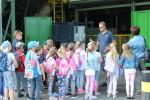 Klasa Ia SP 3 na wycieczce do Niedźwiedzia za zajęcie II m.w konkursie Zamień odpady na klasowe wypady (8)