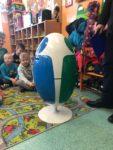 LGD Ziemia Wabrzeska przekazała przedszkolakom z oddziałów przedszkolnych SP 2 i SP 3 ekologiczne pakiety edukacyjne - 28 lutego 2019 r (5)