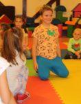 Animki organizowane w Wąbrzeskim Domu Kultury są coraz popularniejsze. Dzieci chętnie korzystają z tej propozycji.Październik 2019r (1)