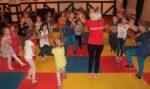 Animki organizowane w Wąbrzeskim Domu Kultury są coraz popularniejsze. Dzieci chętnie korzystają z tej propozycji.Październik 2019r (10)