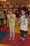 Animki organizowane w Wąbrzeskim Domu Kultury są coraz popularniejsze. Dzieci chętnie korzystają z tej propozycji.Październik 2019r (14)