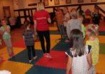 Animki organizowane w Wąbrzeskim Domu Kultury są coraz popularniejsze. Dzieci chętnie korzystają z tej propozycji.Październik 2019r (15)
