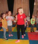 Animki organizowane w Wąbrzeskim Domu Kultury są coraz popularniejsze. Dzieci chętnie korzystają z tej propozycji.Październik 2019r (18)