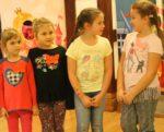 Animki organizowane w Wąbrzeskim Domu Kultury są coraz popularniejsze. Dzieci chętnie korzystają z tej propozycji.Październik 2019r (21)