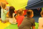 Animki organizowane w Wąbrzeskim Domu Kultury są coraz popularniejsze. Dzieci chętnie korzystają z tej propozycji.Październik 2019r (22)