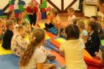 Animki organizowane w Wąbrzeskim Domu Kultury są coraz popularniejsze. Dzieci chętnie korzystają z tej propozycji.Październik 2019r (24)