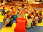 Animki organizowane w Wąbrzeskim Domu Kultury są coraz popularniejsze. Dzieci chętnie korzystają z tej propozycji.Październik 2019r (26)