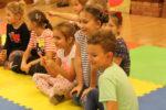 Animki organizowane w Wąbrzeskim Domu Kultury są coraz popularniejsze. Dzieci chętnie korzystają z tej propozycji.Październik 2019r (27)