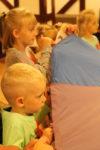 Animki organizowane w Wąbrzeskim Domu Kultury są coraz popularniejsze. Dzieci chętnie korzystają z tej propozycji.Październik 2019r (28)
