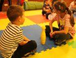 Animki organizowane w Wąbrzeskim Domu Kultury są coraz popularniejsze. Dzieci chętnie korzystają z tej propozycji.Październik 2019r (29)