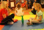 Animki organizowane w Wąbrzeskim Domu Kultury są coraz popularniejsze. Dzieci chętnie korzystają z tej propozycji.Październik 2019r (31)
