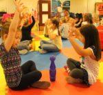 Animki organizowane w Wąbrzeskim Domu Kultury są coraz popularniejsze. Dzieci chętnie korzystają z tej propozycji.Październik 2019r (32)