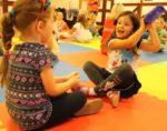 Animki organizowane w Wąbrzeskim Domu Kultury są coraz popularniejsze. Dzieci chętnie korzystają z tej propozycji.Październik 2019r (33)