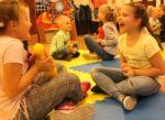 Animki organizowane w Wąbrzeskim Domu Kultury są coraz popularniejsze. Dzieci chętnie korzystają z tej propozycji.Październik 2019r (34)