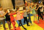Animki organizowane w Wąbrzeskim Domu Kultury są coraz popularniejsze. Dzieci chętnie korzystają z tej propozycji.Październik 2019r (35)