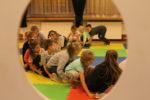 Animki organizowane w Wąbrzeskim Domu Kultury są coraz popularniejsze. Dzieci chętnie korzystają z tej propozycji.Październik 2019r (38)