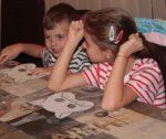 Animki organizowane w Wąbrzeskim Domu Kultury są coraz popularniejsze. Dzieci chętnie korzystają z tej propozycji.Październik 2019r (4)
