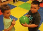 Animki organizowane w Wąbrzeskim Domu Kultury są coraz popularniejsze. Dzieci chętnie korzystają z tej propozycji.Październik 2019r (41)