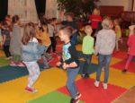 Animki organizowane w Wąbrzeskim Domu Kultury są coraz popularniejsze. Dzieci chętnie korzystają z tej propozycji.Październik 2019r (7)