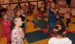 Animki organizowane w Wąbrzeskim Domu Kultury są coraz popularniejsze. Dzieci chętnie korzystają z tej propozycji.Październik 2019r (8)