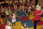 Animki organizowane w Wąbrzeskim Domu Kultury są coraz popularniejsze. Dzieci chętnie korzystają z tej propozycji.Październik 2019r (9)